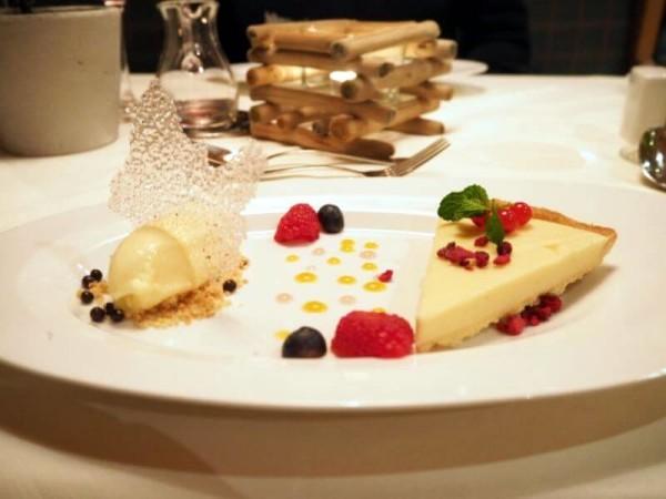 Arabella Alpenhotel am Spitzingsee Restaurant Dessert