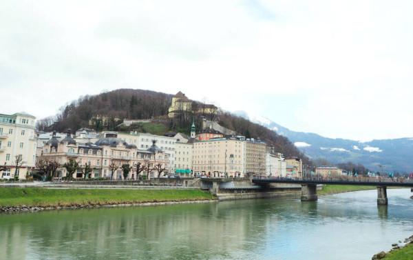 Sehenswürdigkeiten in Salzburg_Mönchsberg