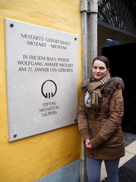 Sehenswürdigkeiten in Salzburg_Mozart Geburtshaus