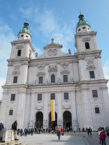 Sehenswürdigkeiten in Salzburg_Salzburger Dom