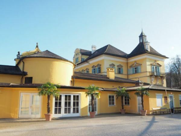 Sehenswürdigkeiten in Salzburg_Schloss Hellbrunn