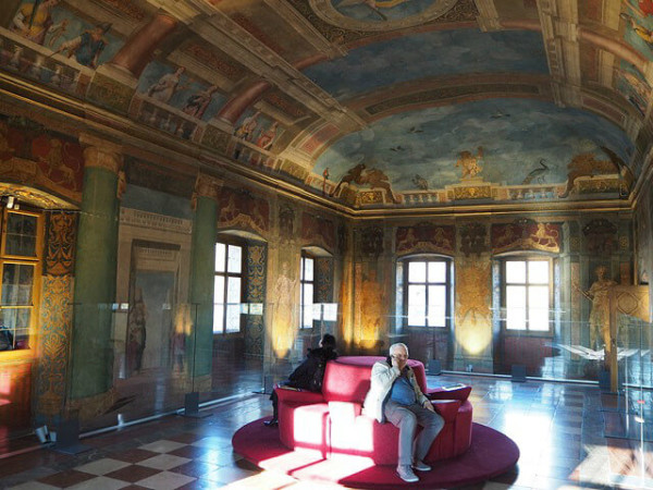 Sehenswürdigkeiten in Salzburg_Schloss Hellbrunn von innen