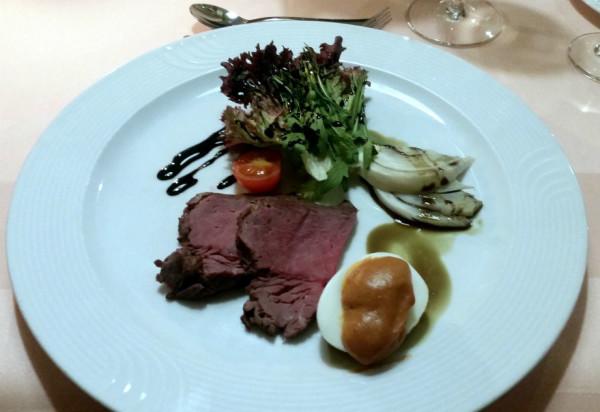 Küche im Amber Residenz Bavaria in Bad Reichenhall