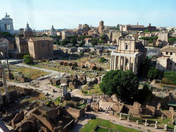 Rom City Guide