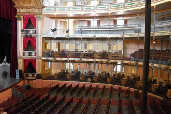 Teatro Tomas Terry innen