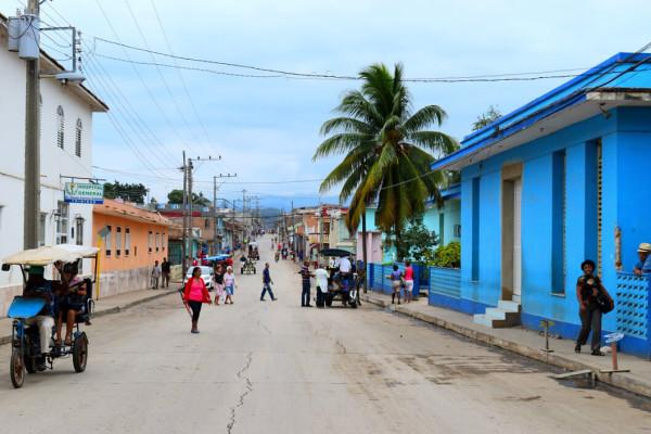 Wohngebiet Trinidad