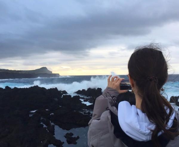 Azoren Terceira Baia das Quatro Ribeiras