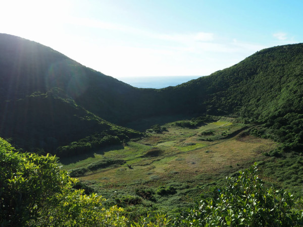 Azoren Terceira Monte Basil