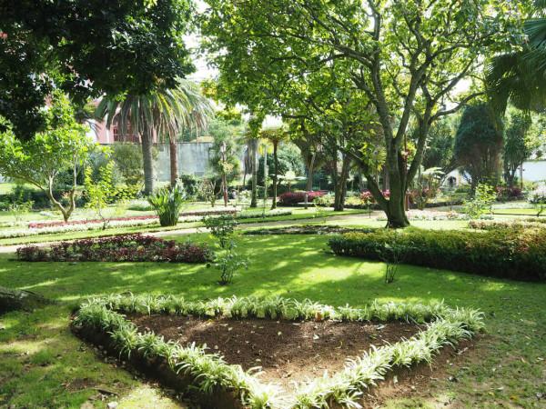 Azoren Terceira Jardim Duque da Terceira