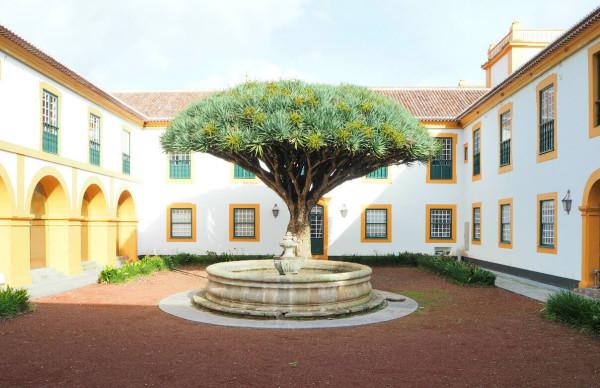 Azoren Terceira Palácio dos Capitães Generais