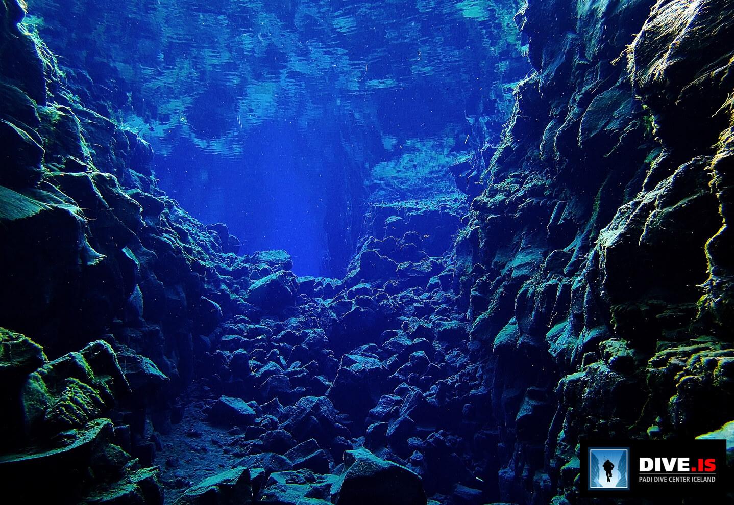 Silfra-Spalte - Schnorcheln zwischen zwei Kontinentalplatten
