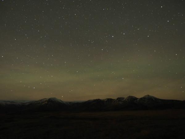 Island Nordlichter Polarlichter