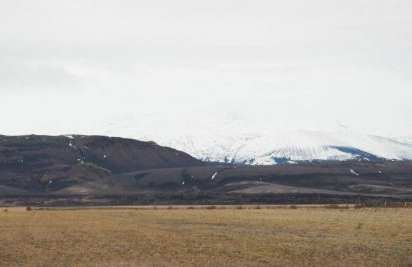 Island Vulkan Hekla