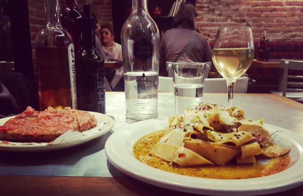 Barcelona Restaurant Teresa Carles