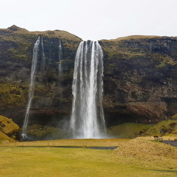 Island Seljandfoss