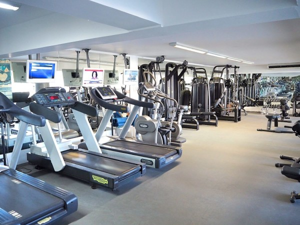 Grecian Park Hotel Fitness-Studio