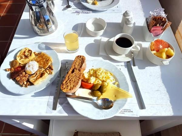 Grecian Park Hotel Frühstück