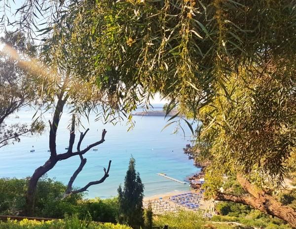 Grecian Park Hotel Weg zum Strand