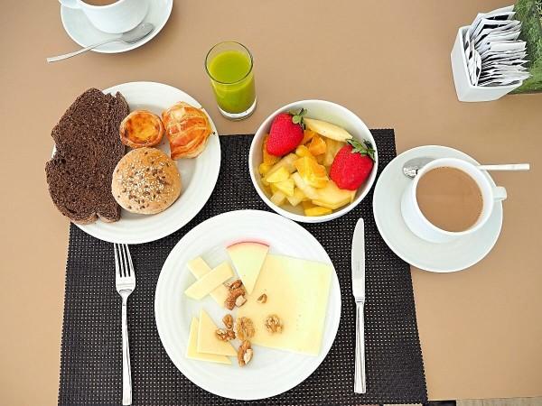 Tivoli Marina Vilamoura - Frühstück