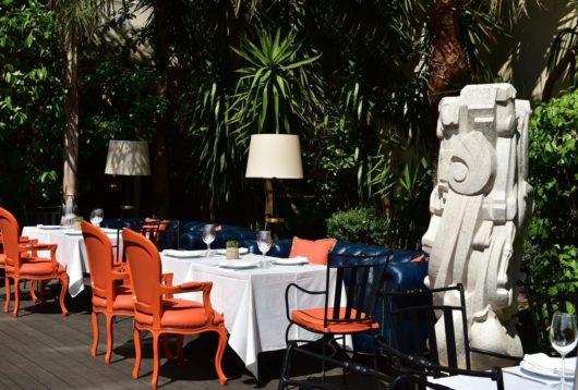 Restaurant Olivier Avenida Lissabon
