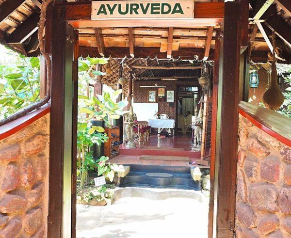 Somatheeram Ayurvedic Health Resort Kerala Indien