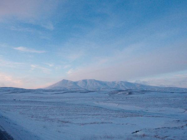 Hinweise Winterreise Island - Straßenverhältnisse