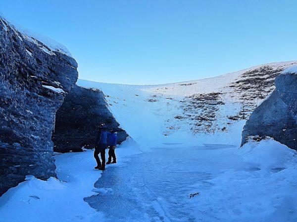 Ice Explorers Eishöhle Island Vatnajökull