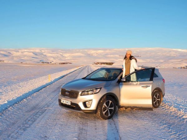 Island Roadtrip im Winter Europcar