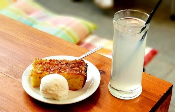 Zypern Highlights Nikosia Gassen Apomero Café