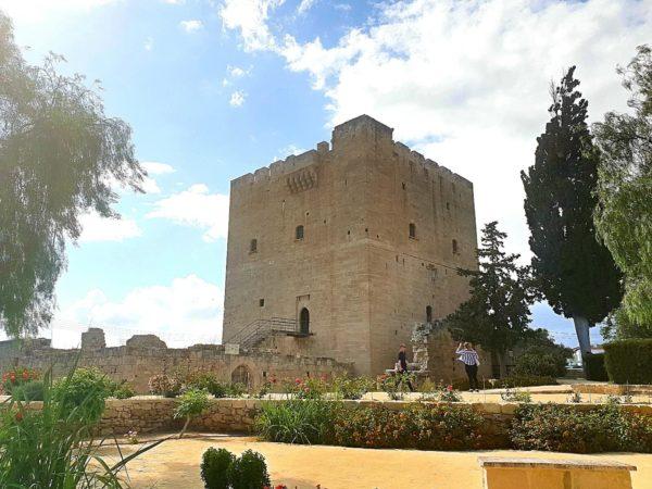 Zypern Highlights Paphos Kolossi