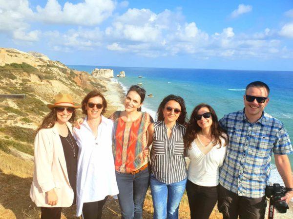 Zypern Highlights Felsen der Aphrodite
