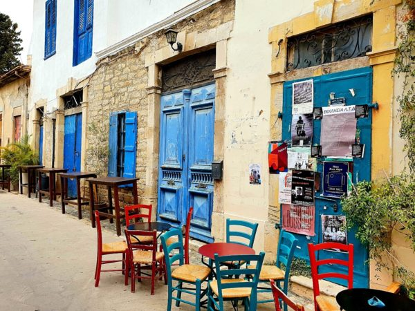 Zypern Highlights Limassol Altstadt