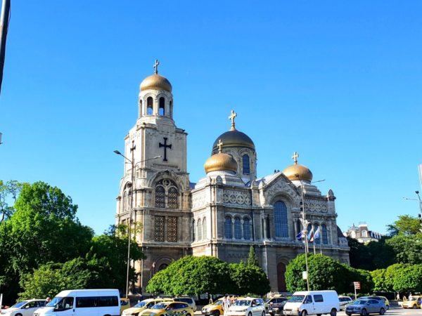 """Kathedrale """"Mariä Himmelfahrt"""" Varna Bulgarien"""