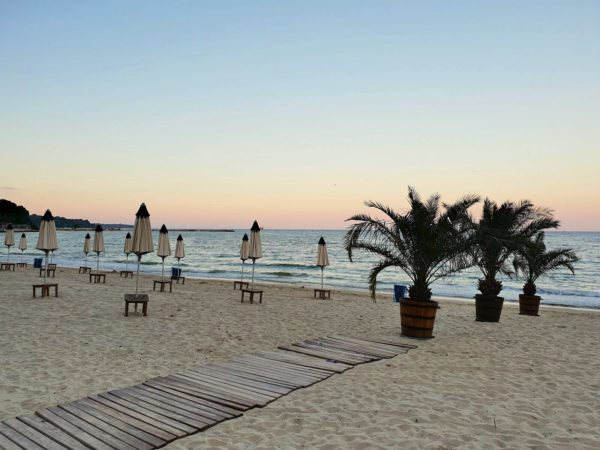Varna Beach Bulgarien