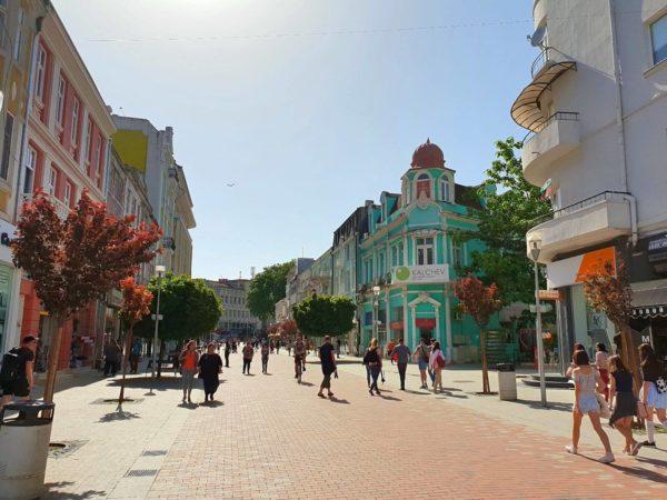 Varna Altstadt Bulgarien