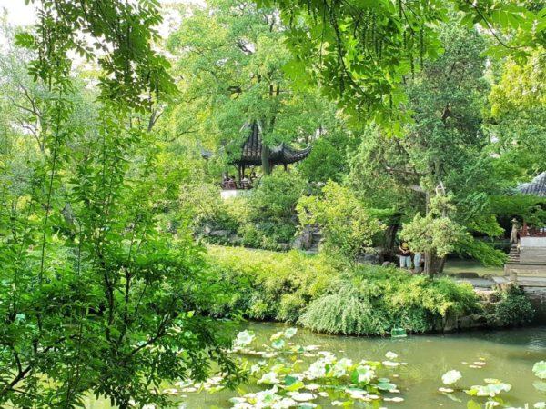 China-Suzhou-Wasserstadt-Mudu-Garten-der-Familie-Yan-Kanal-04