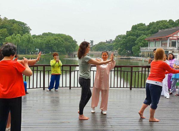 China-Suzhou-Tai-Chi-Park