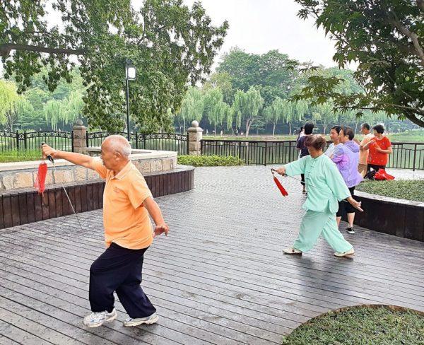 China-Suzhou-Tai-Chi-Park-Messer