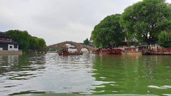 China-Suzhou-Bootsfahrt-Kaiserkanal