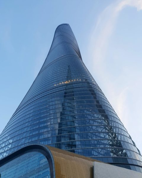China-Shanghai-Tower
