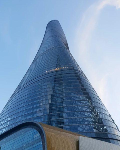 China-Shanghai-Tower