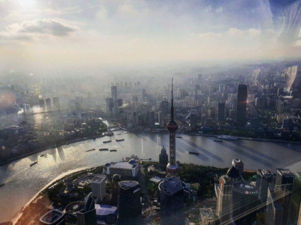 China-Shanghai-Tower-Pudong-Skyline