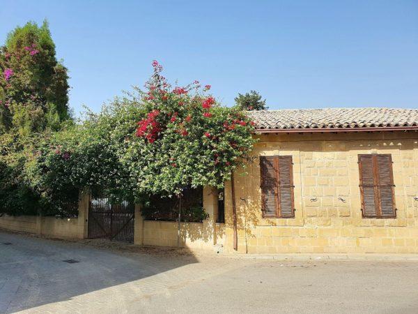 Zypern Nikosia Kaimakli Straße