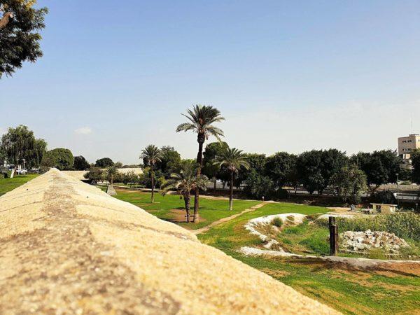 Zypern Nikosia Festungsmauer